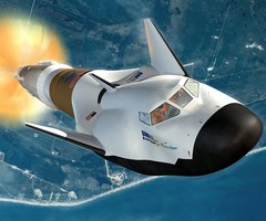 Top Secret Space Plane Returns From 2 YearMission.