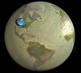 Water On Earth Theory Challenged By RosettaData.