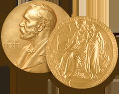 A Feel Good Nobel PrizeStory.