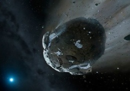 Asteroid Flyby Yesterday.
